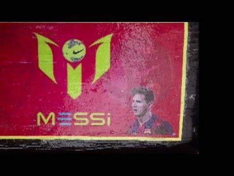 Perú decomisa más de una tonelada de cocaína… con fotos de Messi