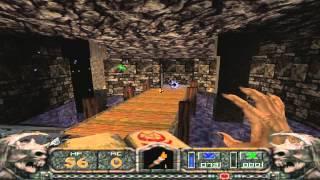 Let's Play Hexen 2 01 - Blackmarsh