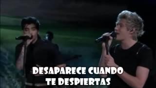 Night Changes - One Direction; Presentación AMAs 2014 (Subtitulado al español)