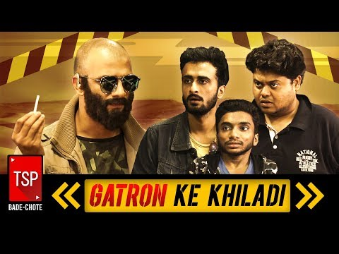 Xxx Mp4 TSP S Bade Chote Khatron Ke Khiladi Spoof 3gp Sex