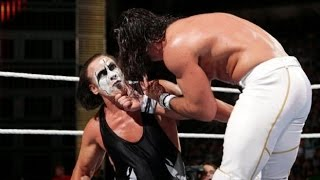 Seth Rollins VS Sting Full Match Night of Champions 2015
