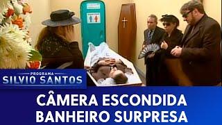 Câmera Escondida: Banheiro Surpresa