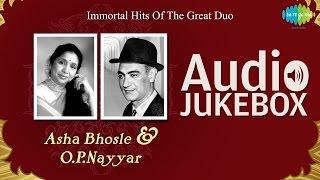 Hits of Asha Bhosle & O. P. Nayyar | Popular Old Hindi Songs| Audio Jukebox