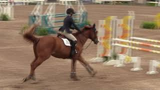 Video Of VENGANZA Ridden By EMMA WEISS From ShowNet!