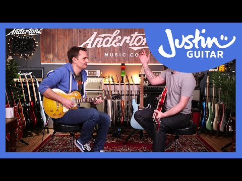 JustinGuitar Rut Busters with The Captain - Ep.2 - Groovin' On The 6