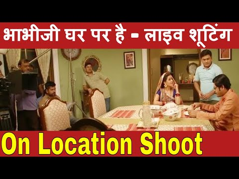 Xxx Mp4 टीवी सीरियल की शूटिंग BHABHI JI GHAR PAR HAI ON LOCATION PART 01 FilmyFunday Joinfilms 3gp Sex