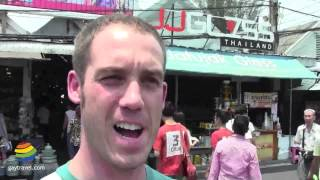 Gay Travel: Bangkok, Thailand