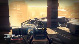 Destiny - Vanguard Wolf (Strike Playlist) Defeat Flayers Bossfight: Numoc & Vatch Psion Flayers PS4