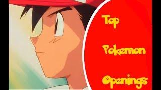 Top Pokemon Anime Openings