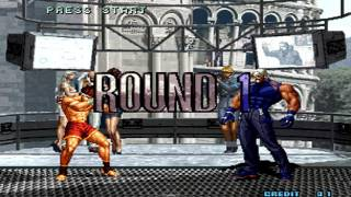 KOF 2002 Magic Plus Single Player - Rugal【TAS/TAP】