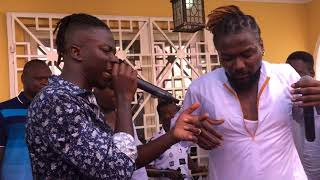 #ScatterBadmind Remix by Samini, Stonebwoy & Kelvyn Boy