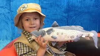 ONE, TWO, THREE, FOUR, FIVE, 1 2 3 4 5 ONCE I CAUGHT A FISH ALIVE! BEST NURSERY RHYME SONG FOR KIDS!