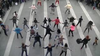 Bhangra Flash Mob