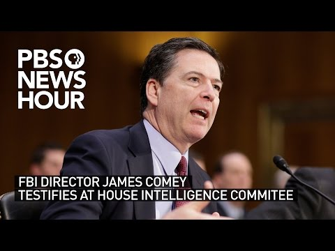 Watch Live House hearing on Russia s involvement in the 2016 election