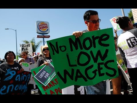 20 States Will Raise Minimum Wage on January 1 2015