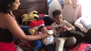 The Ellises: Vlog 001- Mornings