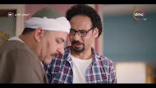 """بيومي أفندي - ذات مومنت لما يكون أبوك جزار وانت """" نباتي """" .. """" ههريك طرب """" ....إسكتش كوميدي"""
