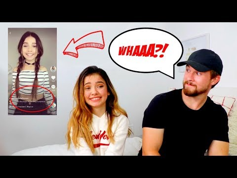 Xxx Mp4 Brother Reacts To 13 Year Old Sister Tik Toks Funny 😂 Vlogmas 15 3gp Sex