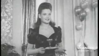 Ooo La La 1940's Bikini Clad Music Soundie