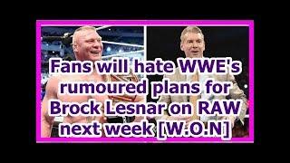 wwe news wrestlemania 34 2018: Fans will hate WWE