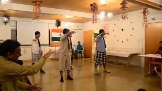 funny group dance on bollywood tracks - chavat boys