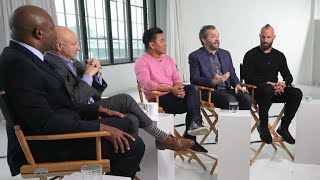 Sexual harassment: Industry-leading men on cultural shift, moving forward