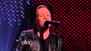 Fall Out Boy - Alone Together Live On Ellen 2013
