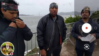 FINAL AMERICAN INDIAN UPRISING: LIVE FROM ALCATRAZ