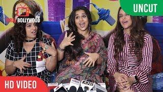 UNCUT - Tumhari Sulu Special Interview   Vidya Balan, Neha Dhupia, RJ Malishka