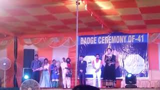 Marquis Suman G Badge Ceremony Part 2