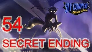 Sly Cooper: Thieves In Time - Walkthrough - secret ending HD + credits ending sly cooper 4 ending walkthrough part 54