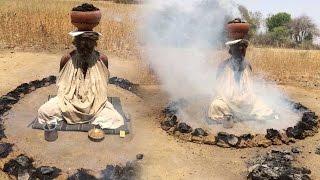 22 सालों से दहकते कुंड में तपस्या कर रहे हैं ये साधु बाबा…! | Baba Balram Das | Sizzling Austerity
