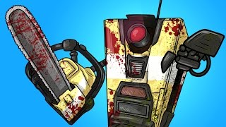 CLAPTRAP GONE WILD - Dead By Daylight Funny Moments