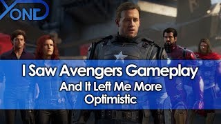 I Saw Avengers Gameplay, And It Left Me More Optimisitic