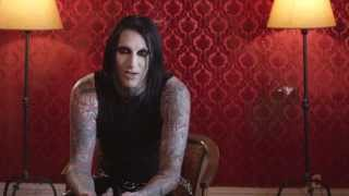 "Motionless In White - Behind the Scenes of ""Reincarnate"""