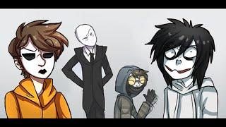 CreepyPasta - Spécial Halloween [Comic Dub FR]