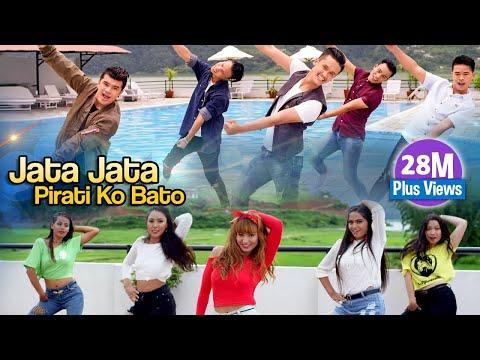 The Cartoonz Crew's New Song | Jata Jata Pirati Ko Bato | Ft. Paul Shah