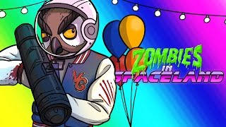 Infinite Warfare Zombies - Spaceland 1st Attempts! (Funny Moments & Fails)