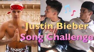 Kennst DU  alle JUSTIN BIEBER Songs? Challenge
