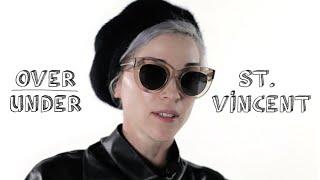 St Vincent - Over/Under