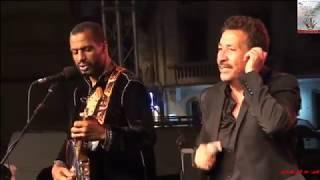 """مجموعة مسناوة ميلود """"أغنية محمد ياوليدي"""" المهرجان الغيواني لجهة الدار البيضاء سطات  فيديو عبد النبي"""