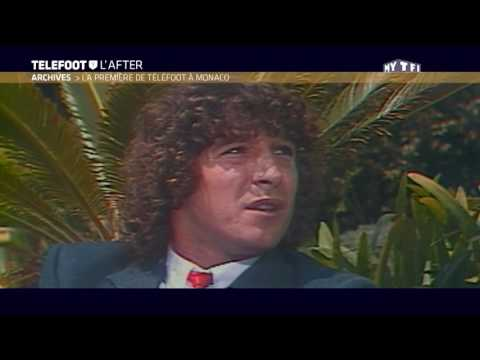 1982 : La première de Téléfoot à Monaco