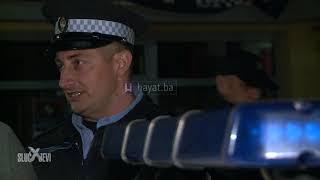 PIJAN NIJE DAO POLICIJI DA GA PRETRESAJU PA ZAVRŠIO U ĆELIJI