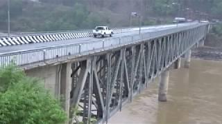 Rupnagar Koshi Bridge Chatara Nadaha Highway