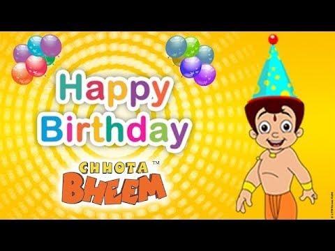 Chhota Bheem Birthday Celebration Special Video