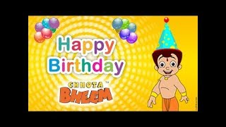 Chhota Bheem Birthday Celebration Special Video