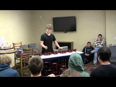 Just awesome talent, this kid makes an instrument out of PVC pipe, awesome