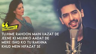 Khali Khali dil lyrics ||Armaan Malik feat. Sunny leone||from Tera Intezaar||