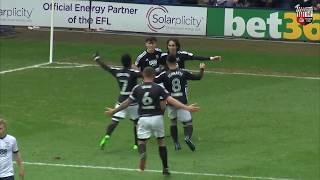 Jota | Brentford | Goals and Assists | 2016-2017