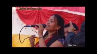 Tika Pun On Stage - Live